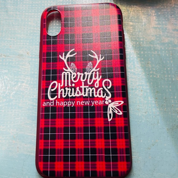 Christmas IPhone XR phone case